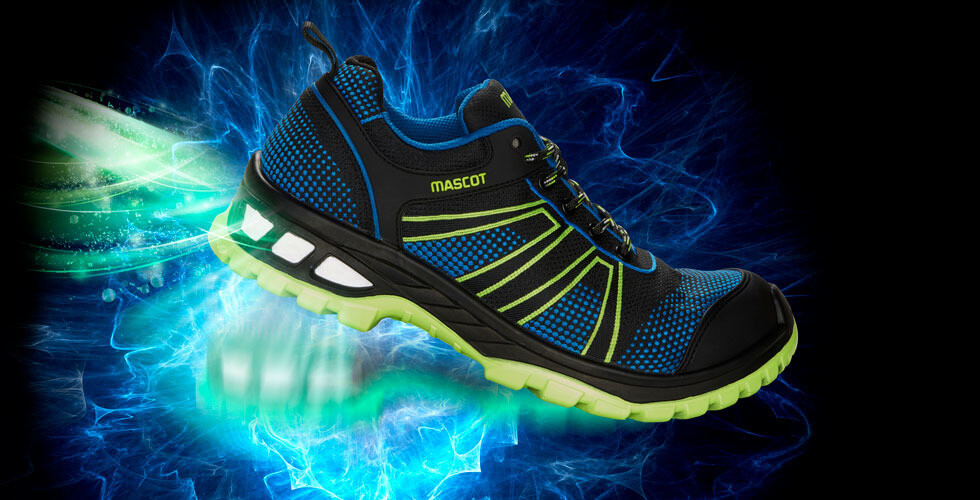 Scarpe antinfortunistiche - MASCOT® FOOTWEAR ENERGY - 2018