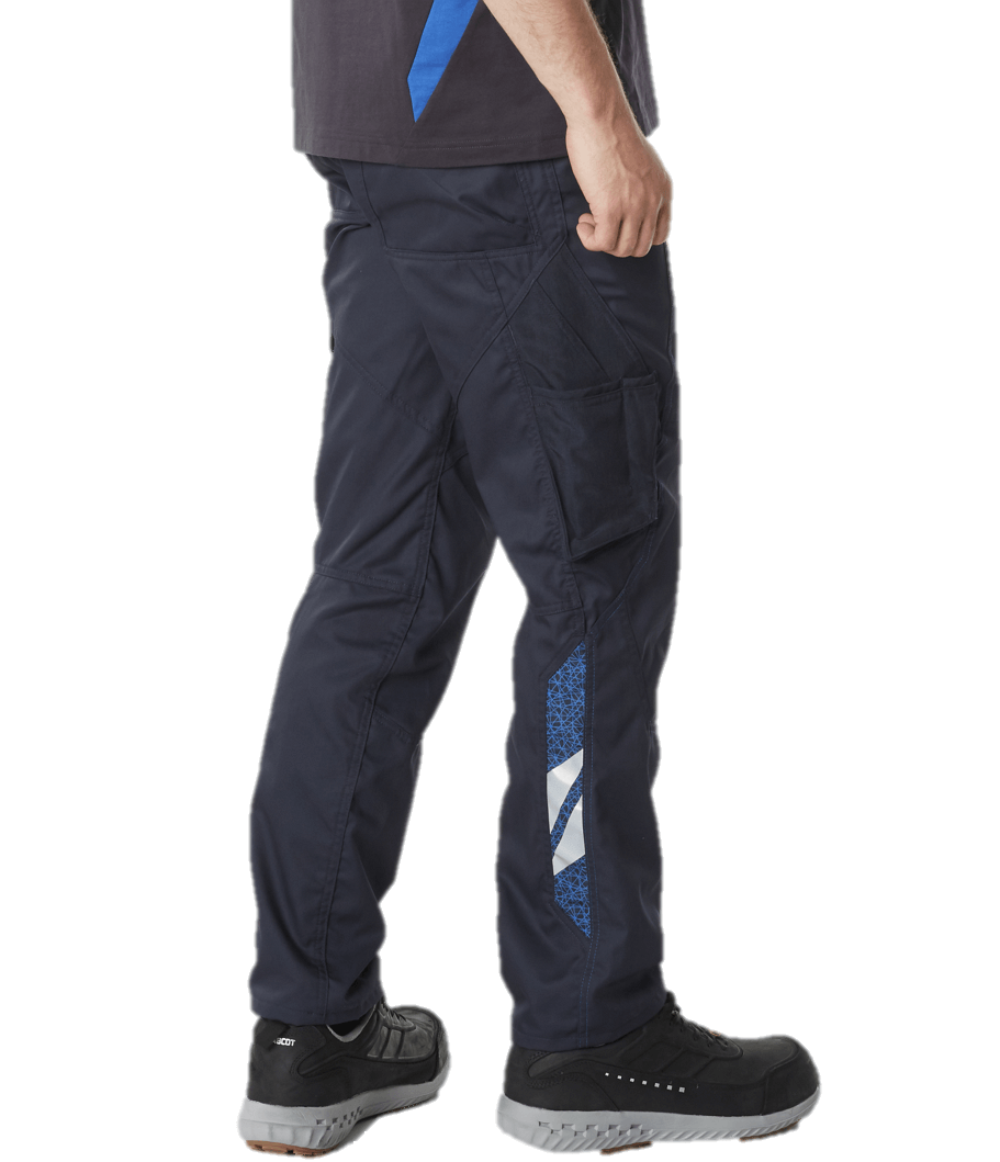 MASCOT ACCELERATE trousers - 18779-230 - men's legs - model